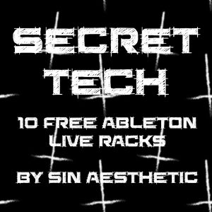 SECRET TECH Preset Pack